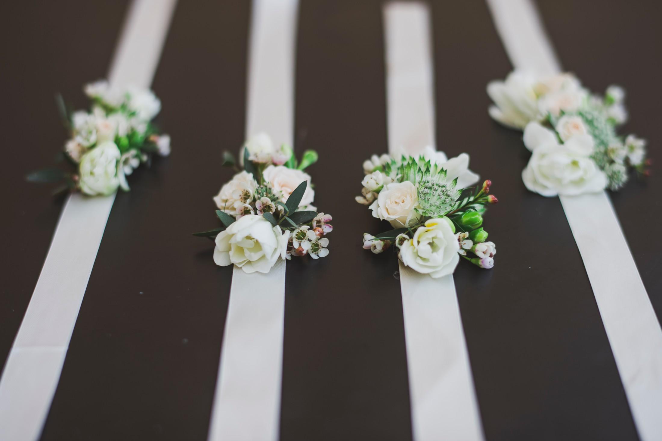 wedding flower decors