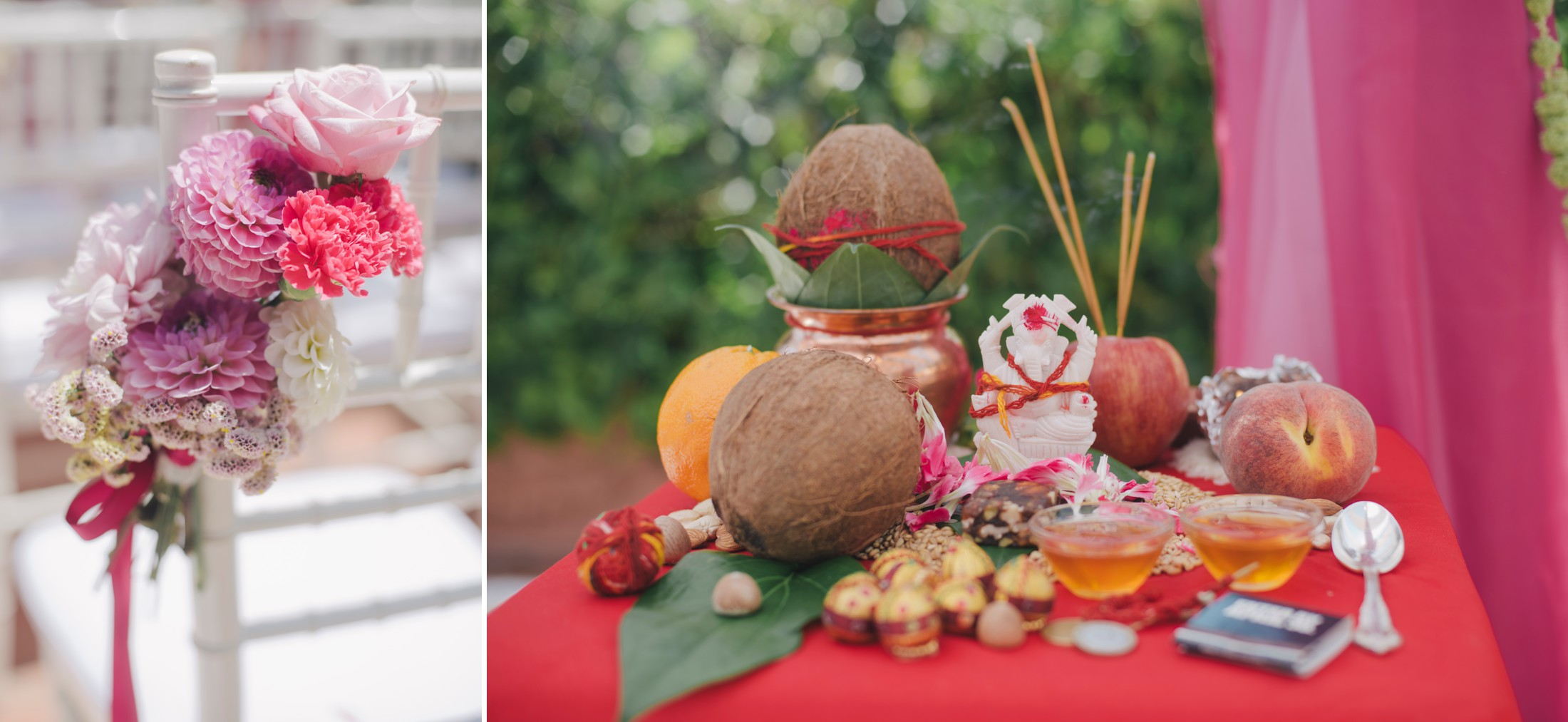 wedding indian ceremony details