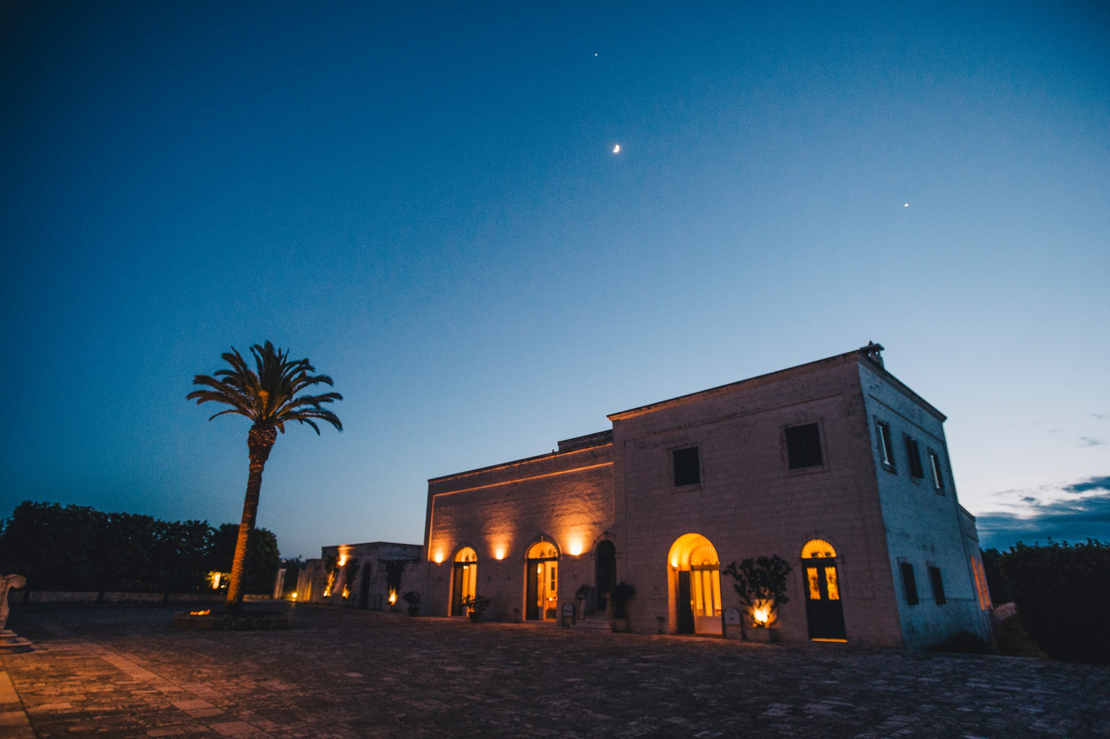 borgo egnazia by night