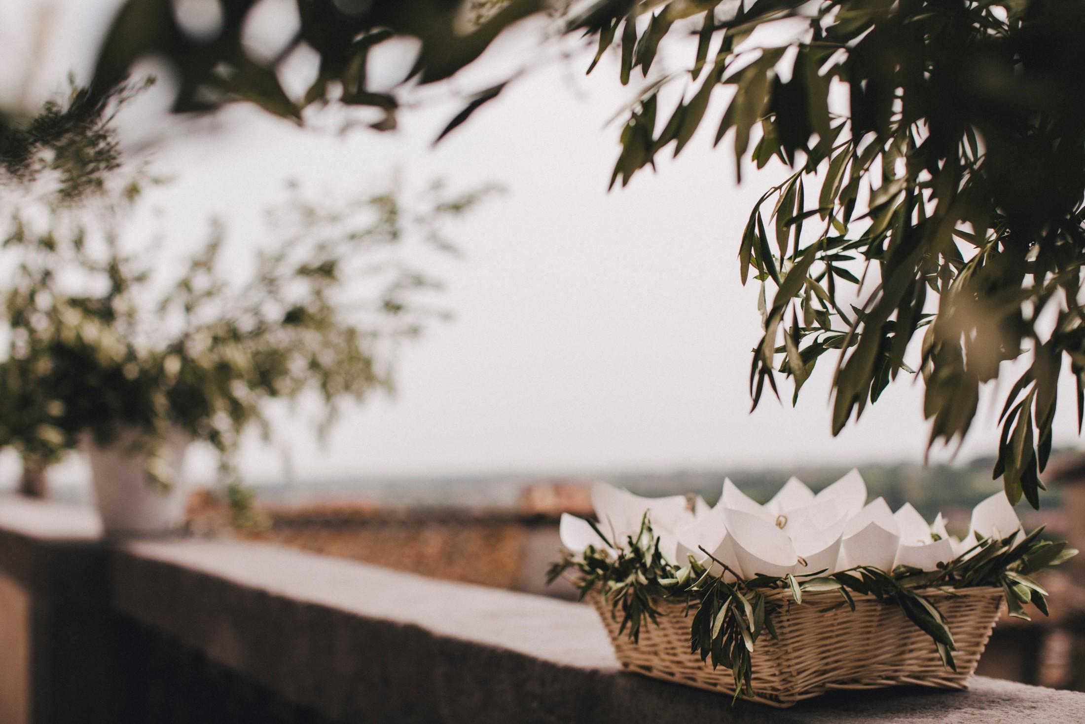 wedding in rome details