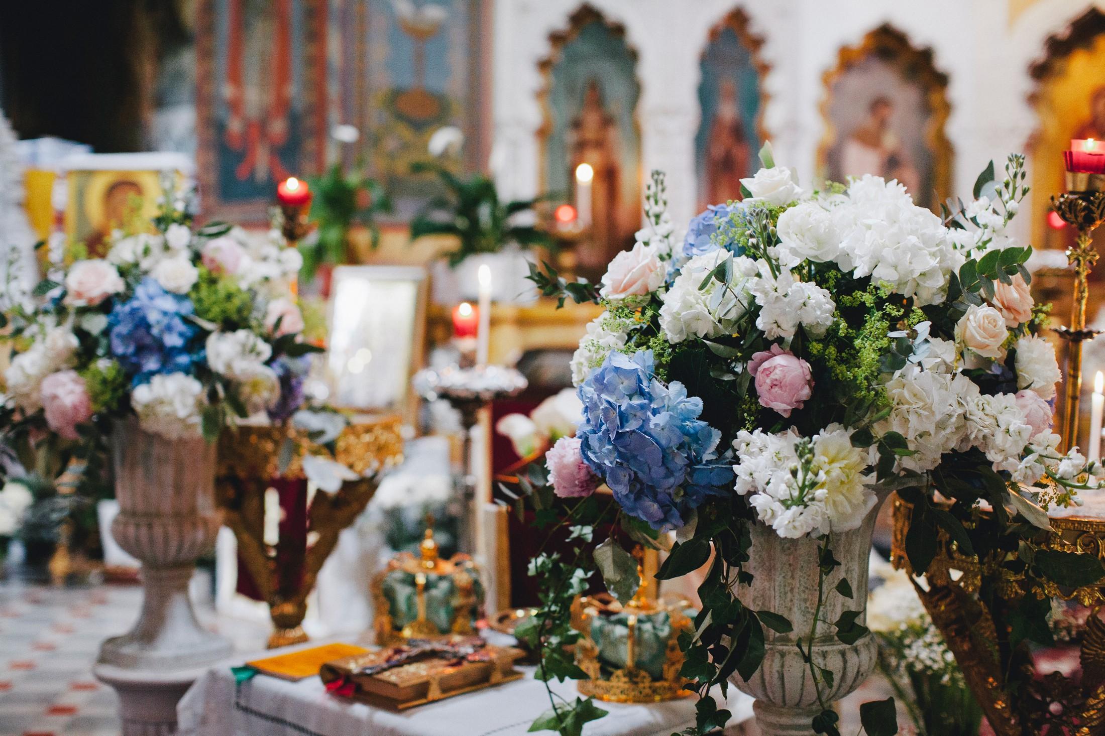 wedding russian ceremony details