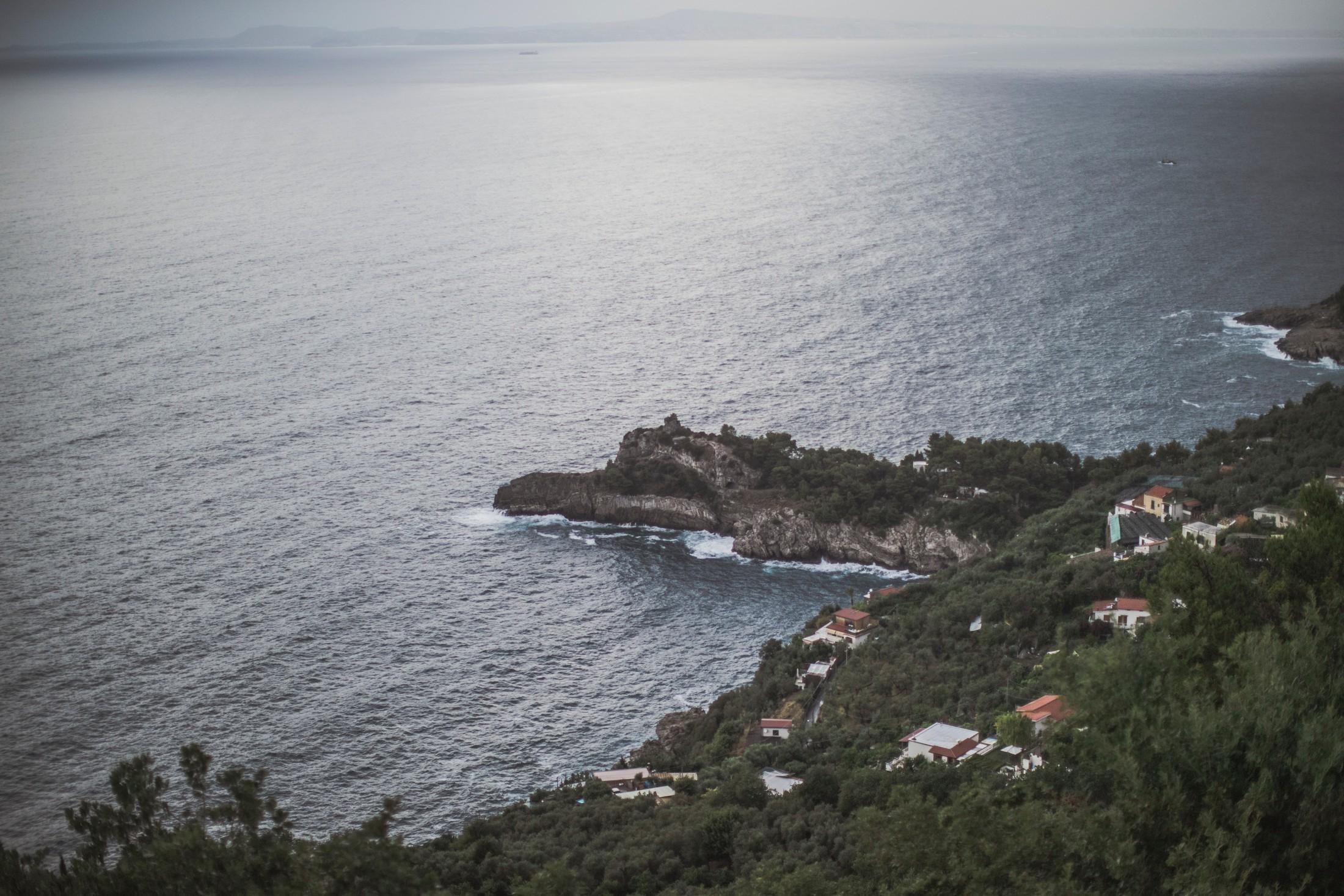 sorrento wedding landscape of sorrento coast
