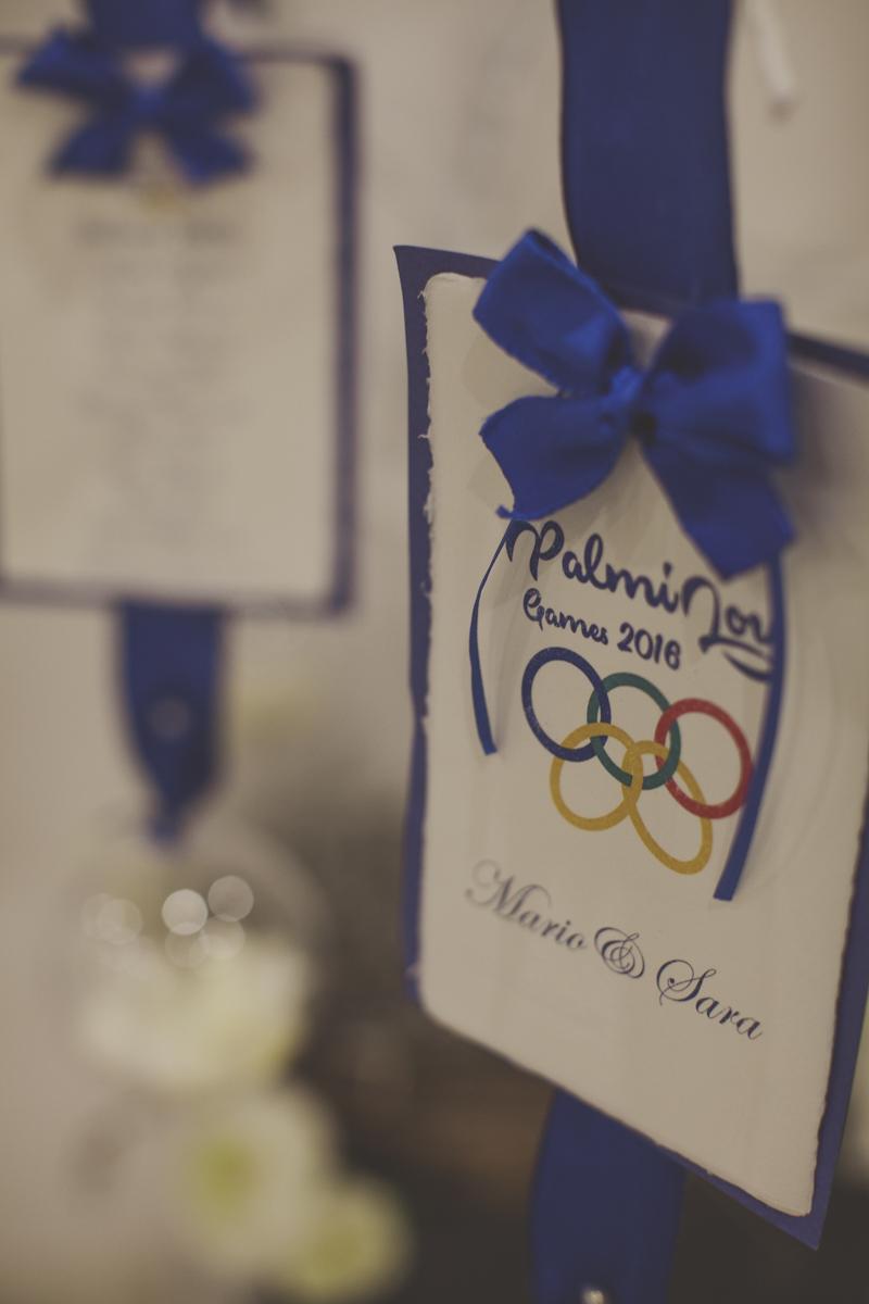 wedding in amalfi place cards