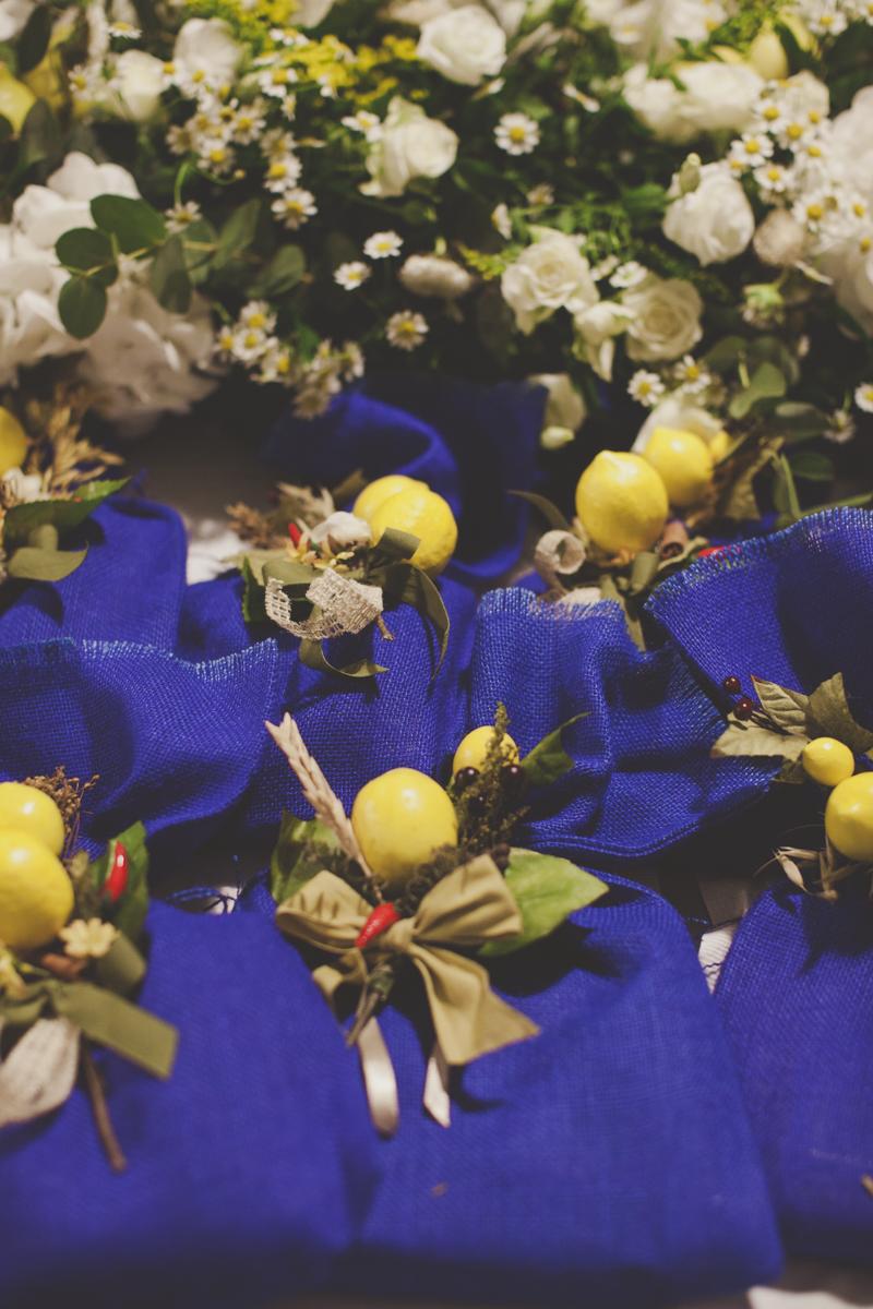 wedding in amalfi wedding favors
