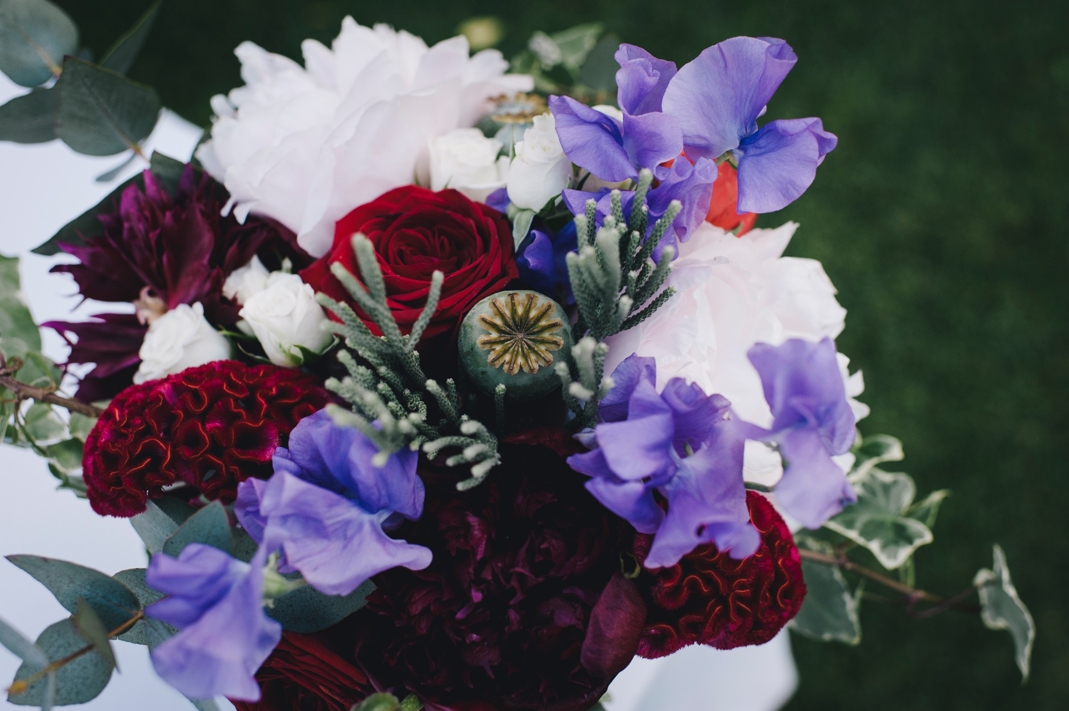wedding in ravello the wedding bouquet