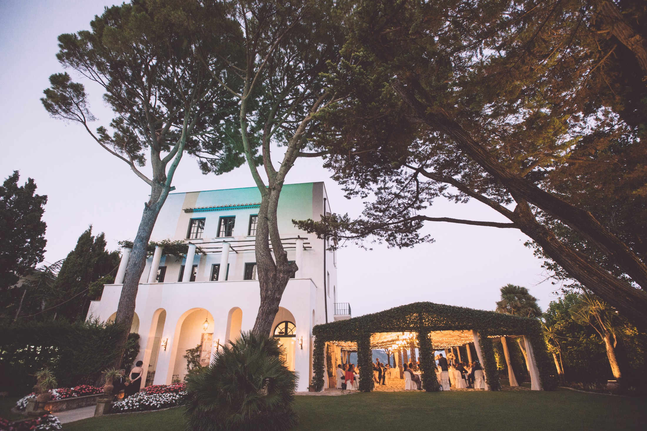 wedding in italy villa eva in ravello