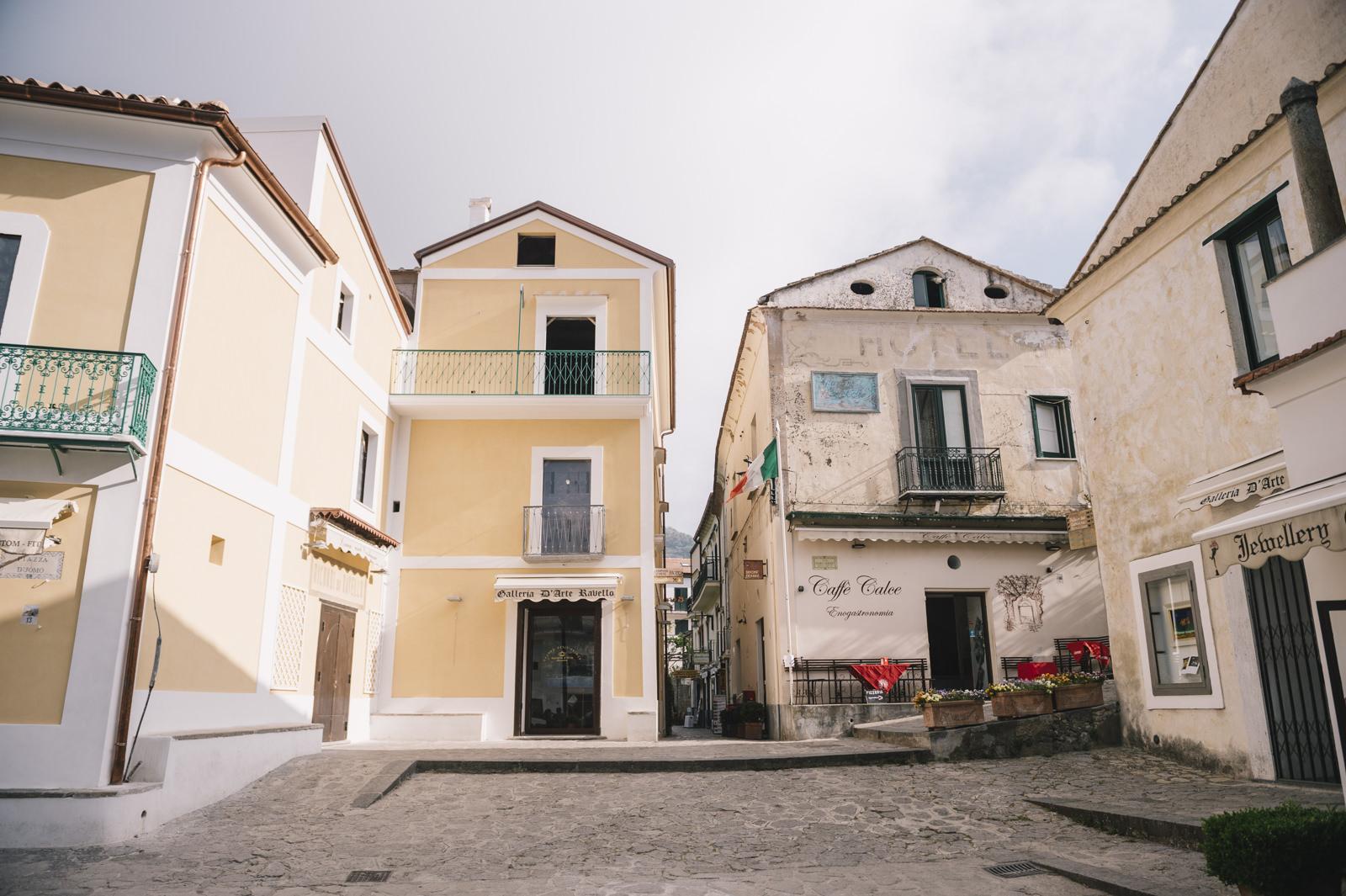 ravello main square