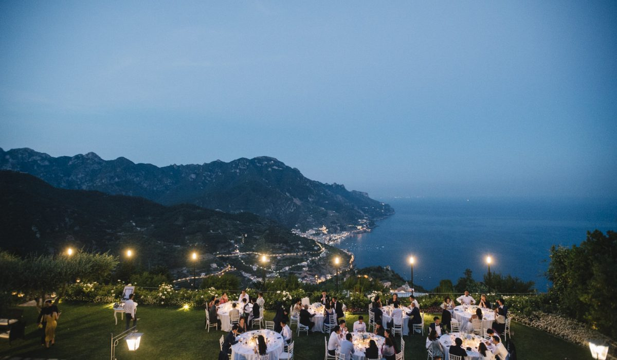 Where To Get Married In Ravello The Belmond Hotel Caruso