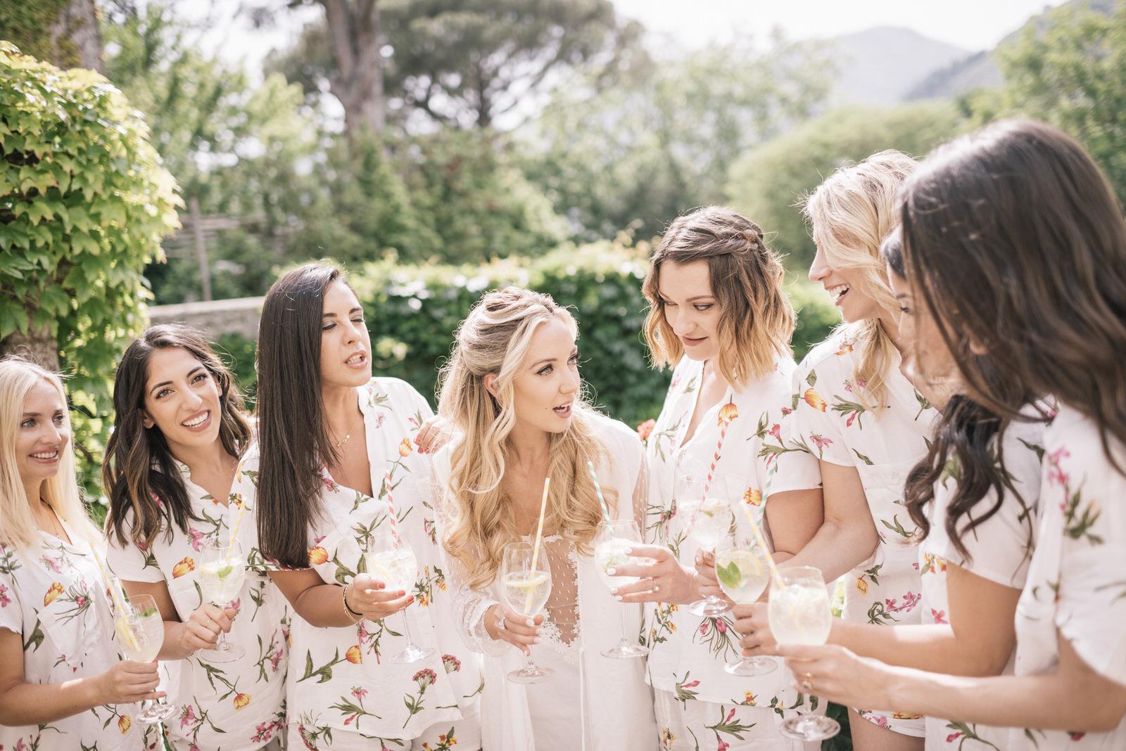 wedding at villa cimbrone in ravello 12