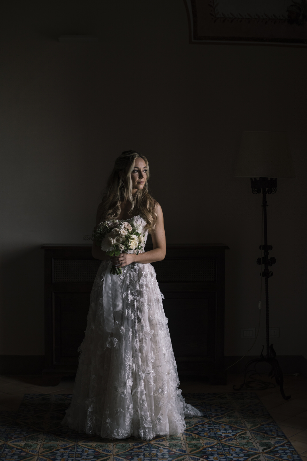 wedding at villa cimbrone in ravello 15